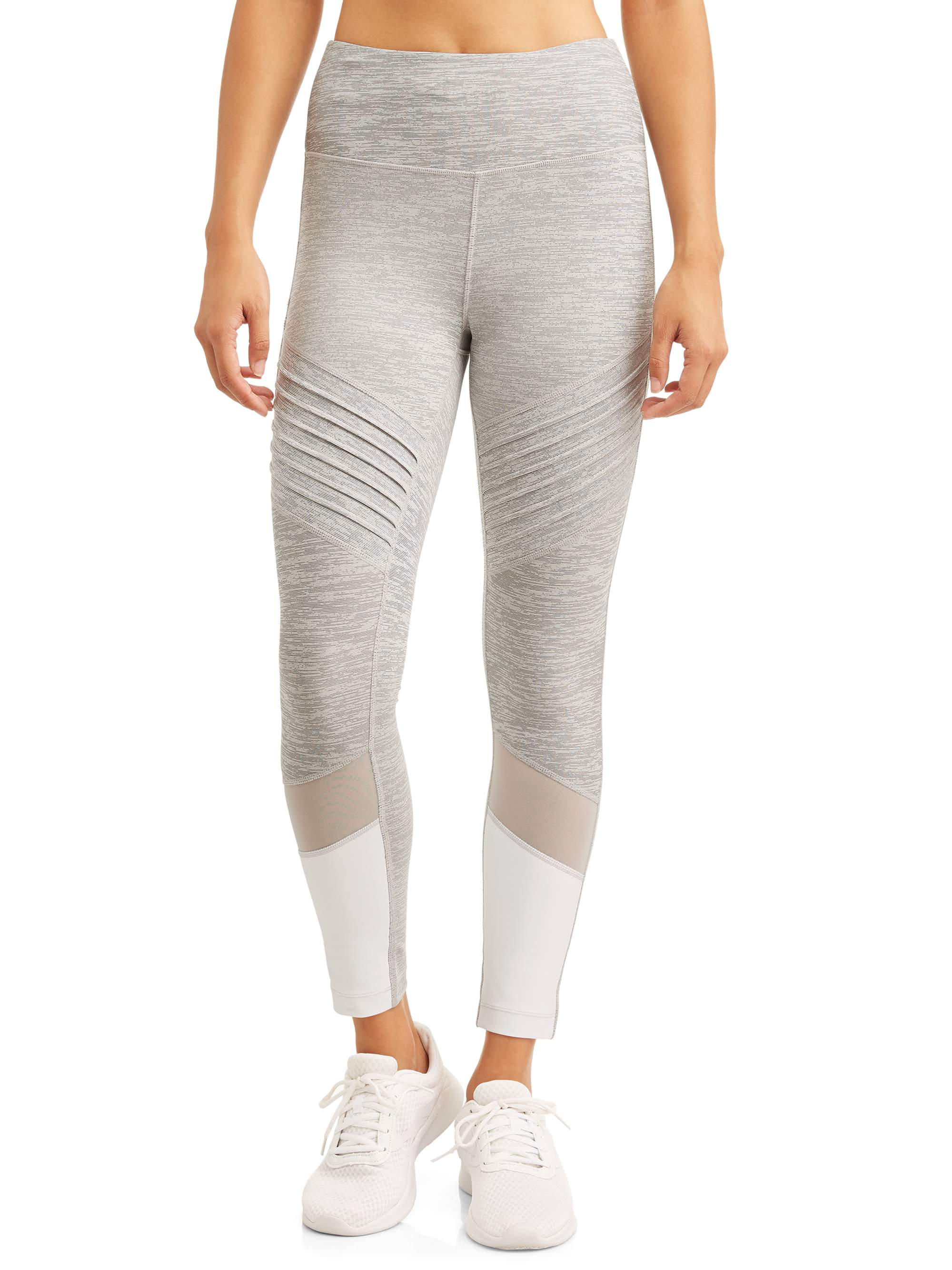 Women's Active In The Class Pleat Performance Crop Legging