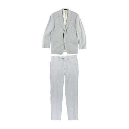 Lauren Two Button Suit (Ralph Lauren Mens Ultraflex Two Button Suit )