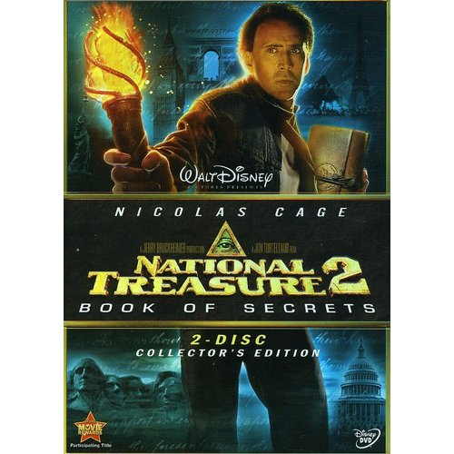 National Treasure 2: Book Of Secrets (2-Disc Gold Collector's Edition) (Widescreen)
