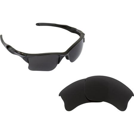 New Seek Polarized Replacement Lenses Oakley Half Jacket 2 0 Xl Black Iridium
