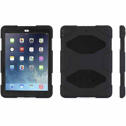 Griffin Technology Survivor Slim Apple iPad Air, Black