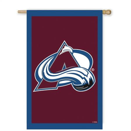 Flag, Reg, App, Colorado Avalanche