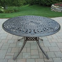 Oakland Living Mexican Metal Dining Table