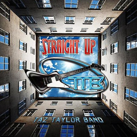 Taz Taylor Band   Straight Up 2012 Remix  Cd