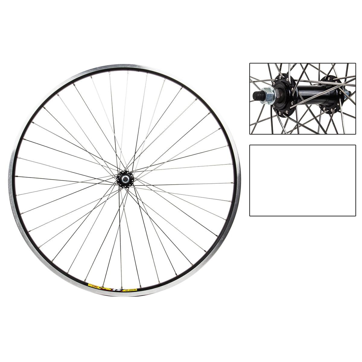 Wheel Front 26x1.5 Weinmann ZAC19 Black 36 Alloy 6B DISC Quick Release Black