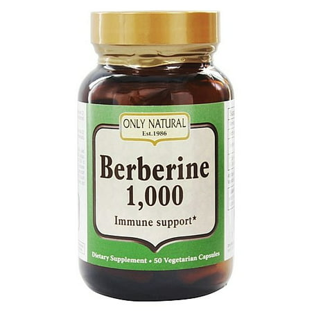 Only Natural Berberine Reviews
