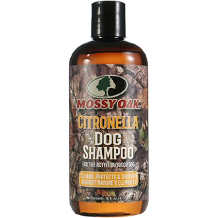 Nilodor  Mossy Oak Dog Shampoo Cedarwood 16 Oz. (Cedar Pet Shampoo)