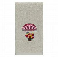 Rue Di Rivoli Emb Hand Towel