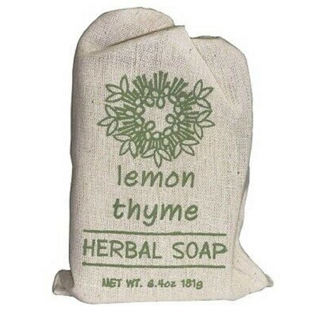 Greenwich Bay - 6.4 oz Herbal Sack Soap - Lemon Thyme