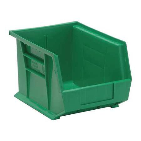 Quantum Storage Systems Green (Quantum Storage Systems 50 lb Capacity, Hang and Stack Bin, Green QUS239GN )