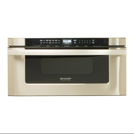 Sharp Kb 6525ps Refurbished 30 Built In Microwave Drawer Oven With 1 2 Cu
