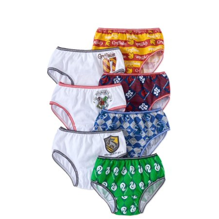 on wholesale marketable multiple colors Harry Potter Girls Underwear, 7 Pack