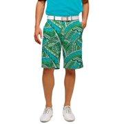 Loudmouth Golf Men's Tatu 40 Shorts