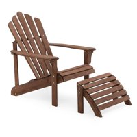 Coral Coast Hubbard Wooden Adirondack Chair