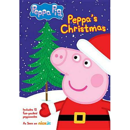 Peppa Pig: Peppa's Christmas - Peppa Pig Halloween Full Movie