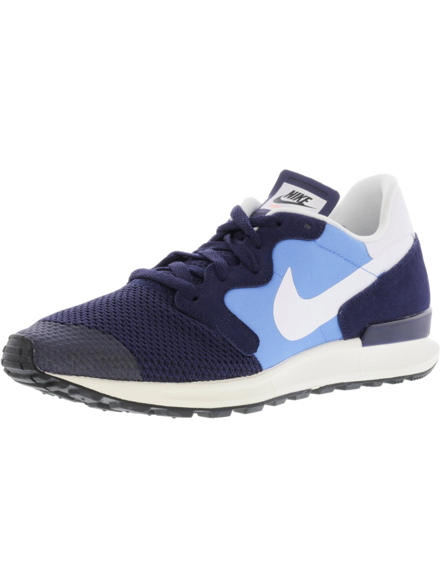 promo code 15992 05861 where to buy nike mens air berwuda blitz blue white blackened ankle high  running shoe 10m
