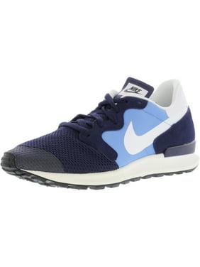 designer fashion 886a2 e9ccc Product Image Nike Men s Air Berwuda Blitz Blue   White - Blackened Ankle- High Running Shoe 10M