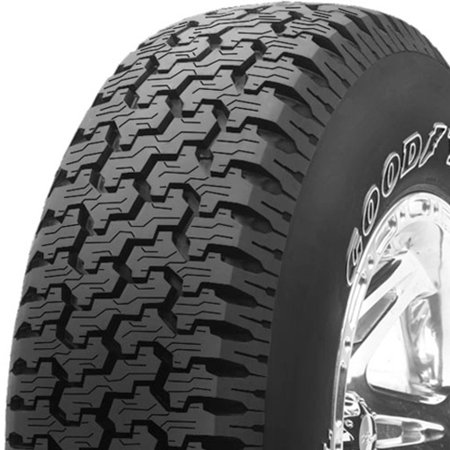Goodyear wrangler radial P235/75R15 105S owl all-season tire (Tire Horse)