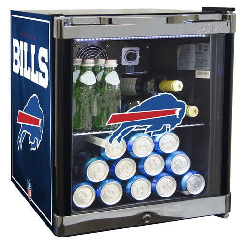 Glaros NFL 1.8 cu. ft. Beverage center