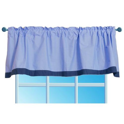 Bacati Transportation 58'' Curtain Valance