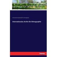 Internationales Archiv Fur Ethnographie