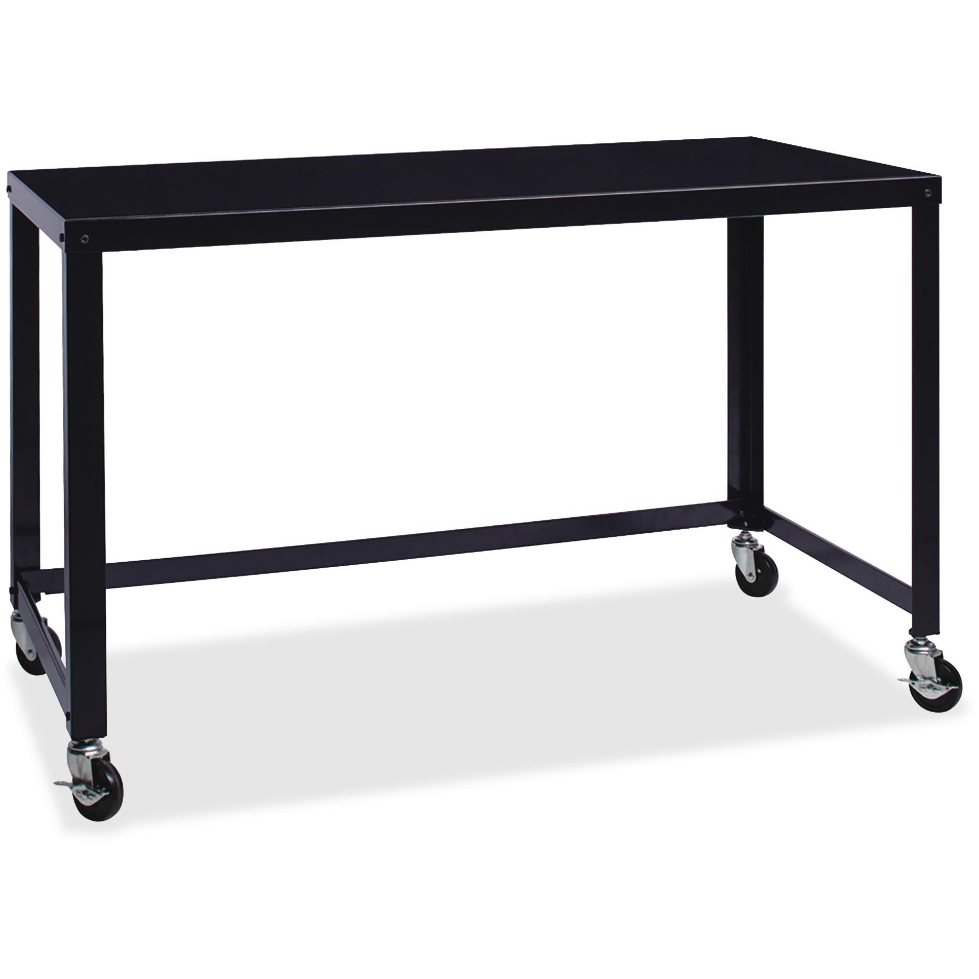 Lorell, LLR34417, Personal Mobile Desk, 1 Each