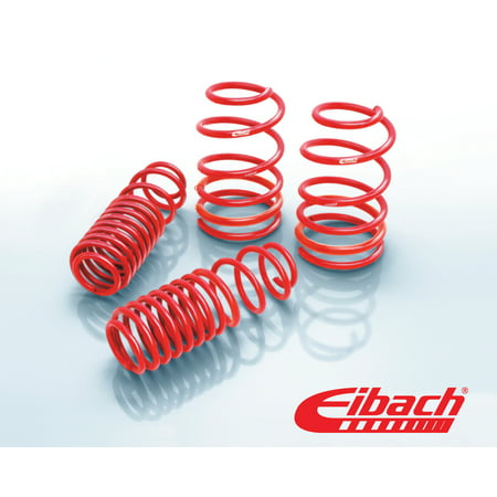 Eibach Sportline Kit for 11-13 Chrysler 300/300C / 11-13 Dodge - Eibach Sportline Kit Lowering Springs