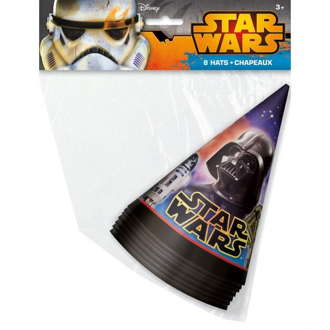 Star Wars 30338690 Party Hats - image 1 of 1