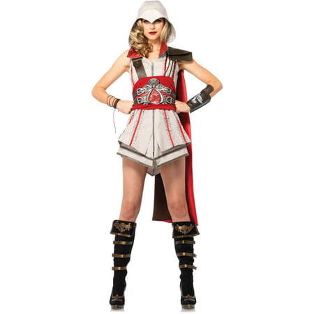 Assassin's Creed Ezio Girl Adult Halloween Costume](Ezio Halloween Costume Cheap)