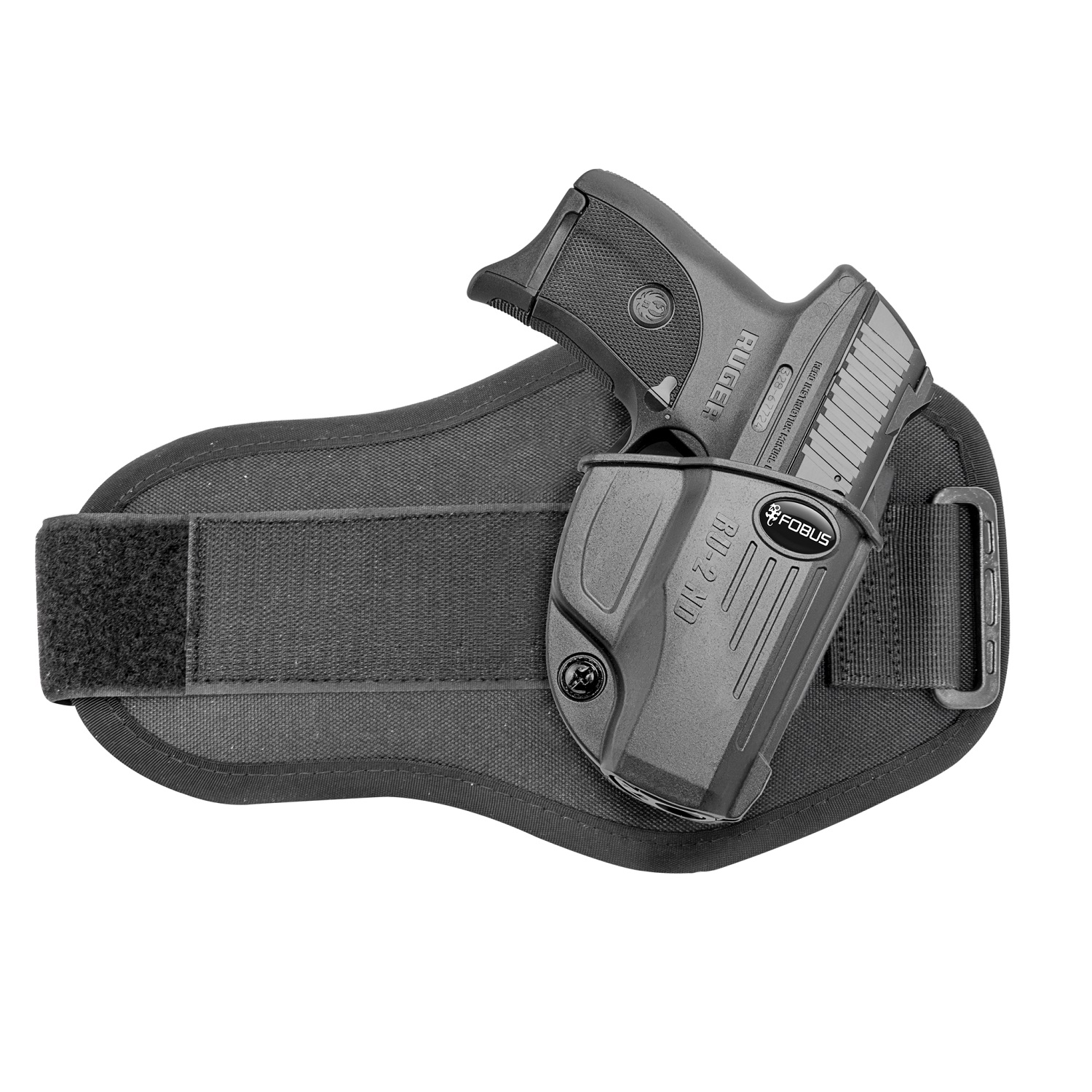 Fobus Evolution Ankle Holster-Ruger EC9s LC380 LC9 LC9s Pro by Fobus Holsters