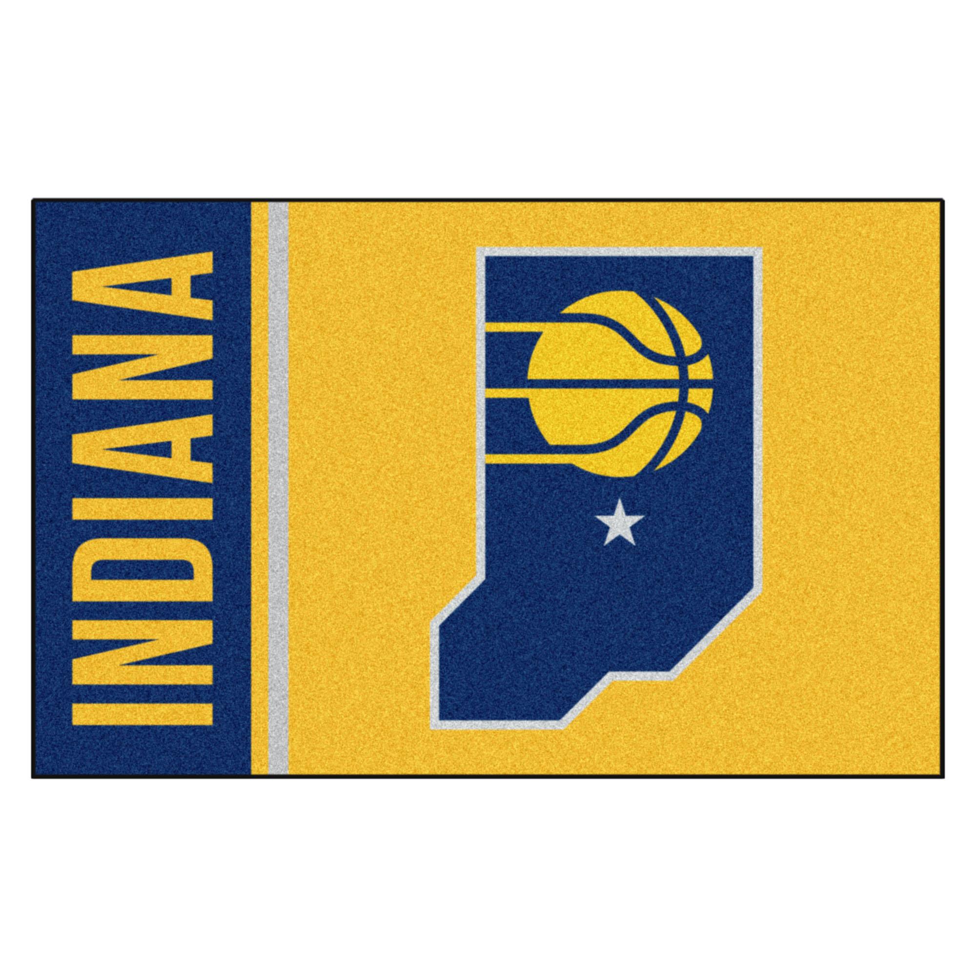 "NBA - Indiana Pacers Uniform Starter Rug 19""x30"""