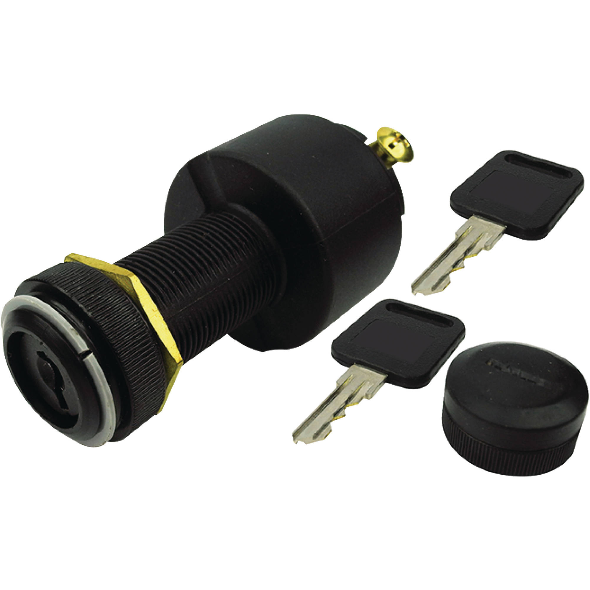 Seachoice 11801 4 Position Starter Switch, 4 Screw