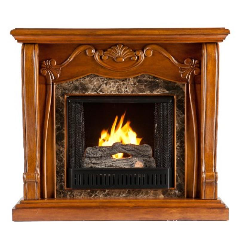 37-003-031-6-39: Holly & Martin Taylor Gel Fireplace