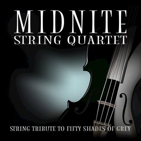 Midnite String Quartet   Performs Fifty Shades Of Grey  Cd