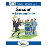 Soccer and More Nonfiction: Jolly Phonics Readers : In Precursive Letters