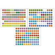 Essential Oils Labels (2 Packs) - Complete Set - Includes Multiple Bottle Cap Stickers for ALL Included Oils - Perfect Lid Stickers to Keep Your Oils Organized
