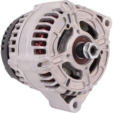 New DB Electrical AIA0014 Alternator for 120 amp Internal Fan Type Clutch Pulley Type Internal Regulator CW Rotation 12V John Deere 5620, 5720, 5820, 6010, 11.203.204, AAN5763, AAN5156, 11.203.862