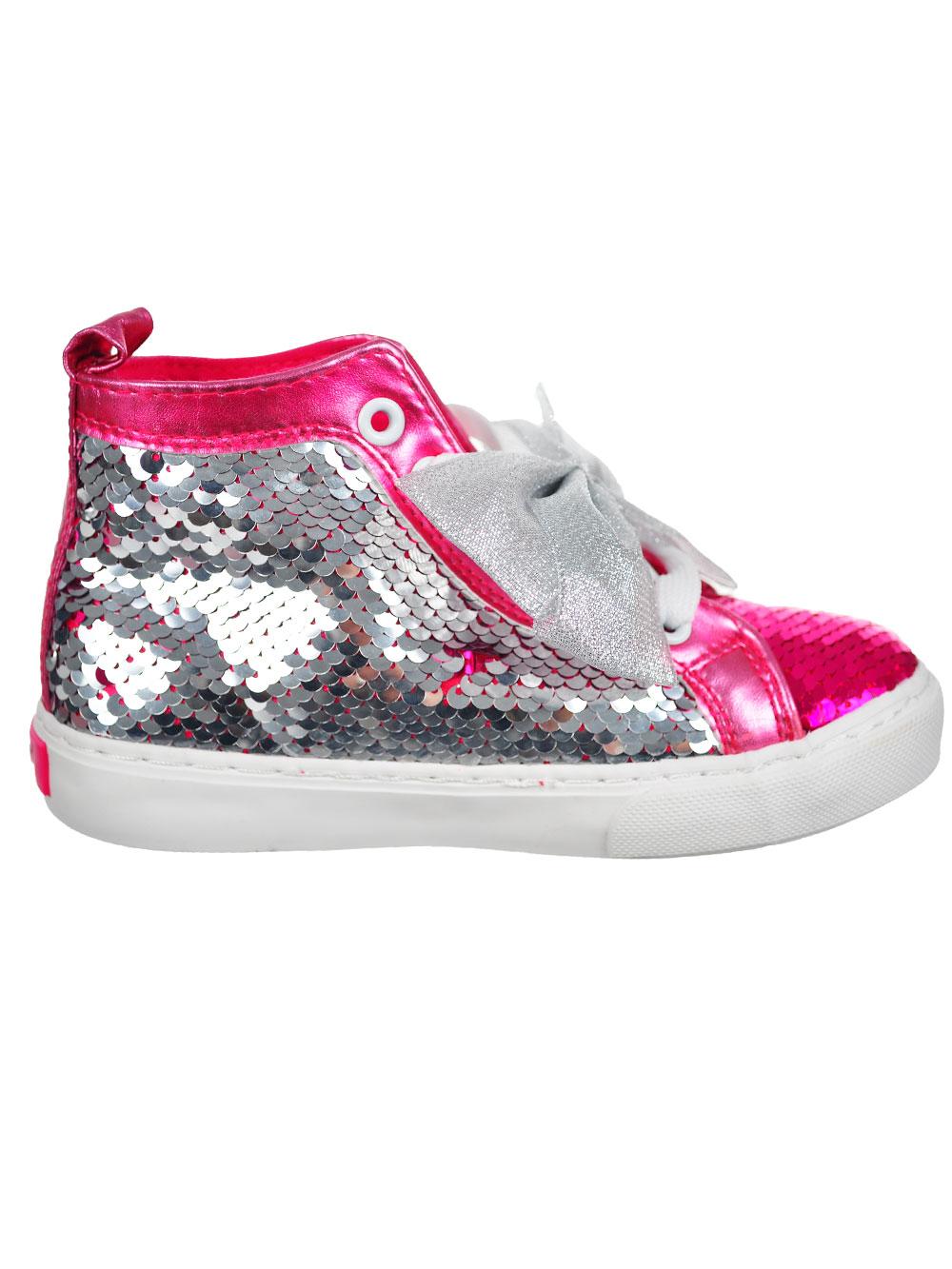 JoJo Siwa Flip Sequin Sneakers Shoes