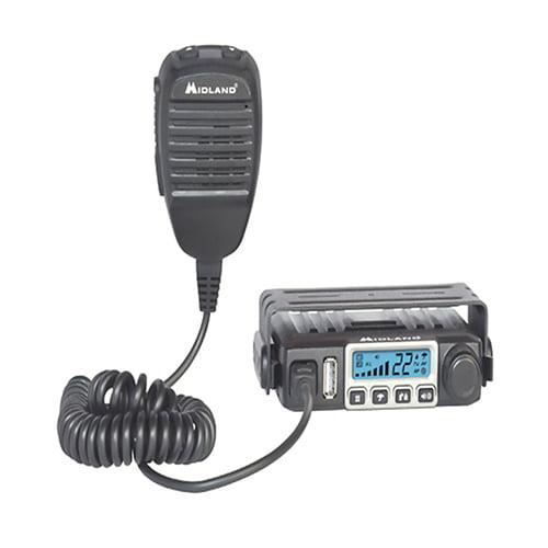 Midland MXT115 MicroMobile Two-Way Radio by Midland Radio