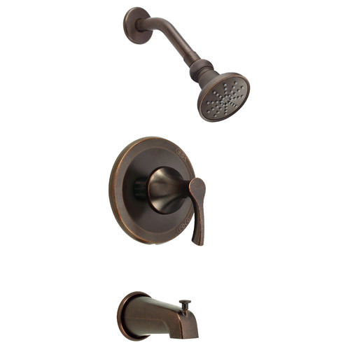 Danze Antioch D500022T Tub and Shower Faucet Set