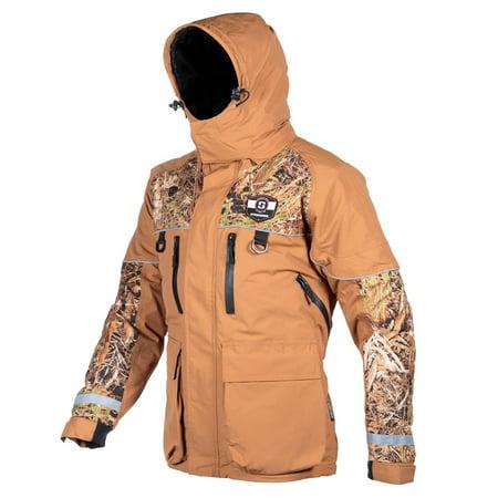 Striker Ice Brown/Camo Jacket (Steiner Jets)