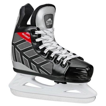 Lake Placid LP250-S Wizard 400 Adjustable Skate, Black - Small - 10-13 - image 1 of 1