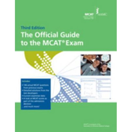 For sale tprh science workbook 2012 + official guide to mcat 3rd.