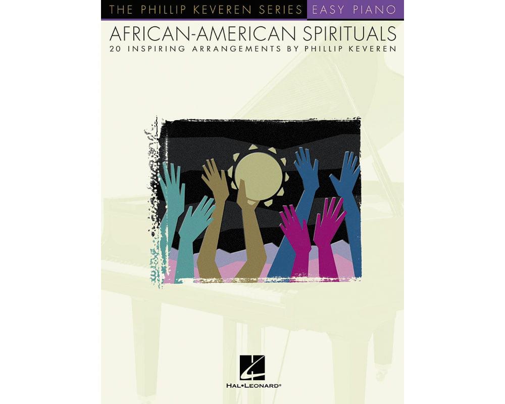 Hal Leonard African American Spirituals (20 Inspiring Arrangements) For Easy Piano by