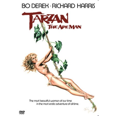 Tarzan, The Ape Man (DVD)