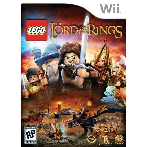 Eidos 1000296786 Lego Lord Of The Rings Wii