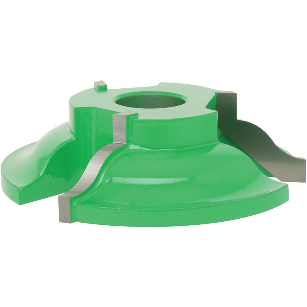 """Grizzly C2128 Shaper Cutter Reversible Detail Ogee, 3 4"""" Bore by"""