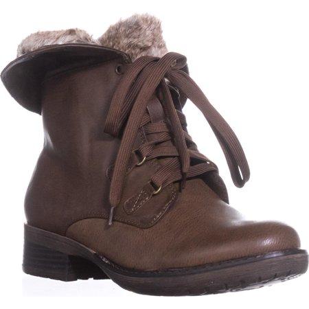 - Womens BareTraps Henriette Combat Boots, Brush Brown, 9 US, Brush Brown, 10 US