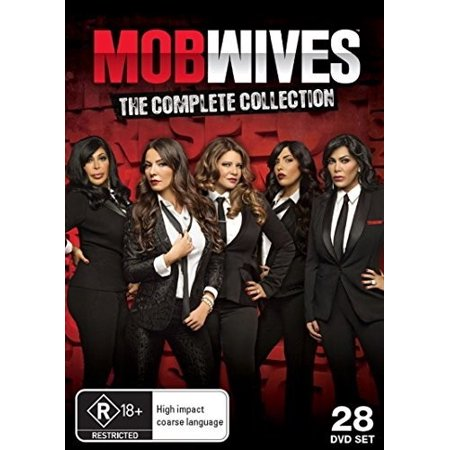 Mob Wives Complete Collection / Big Ang Season 1 / Mob Wives Chicago](Mob Wife Halloween)