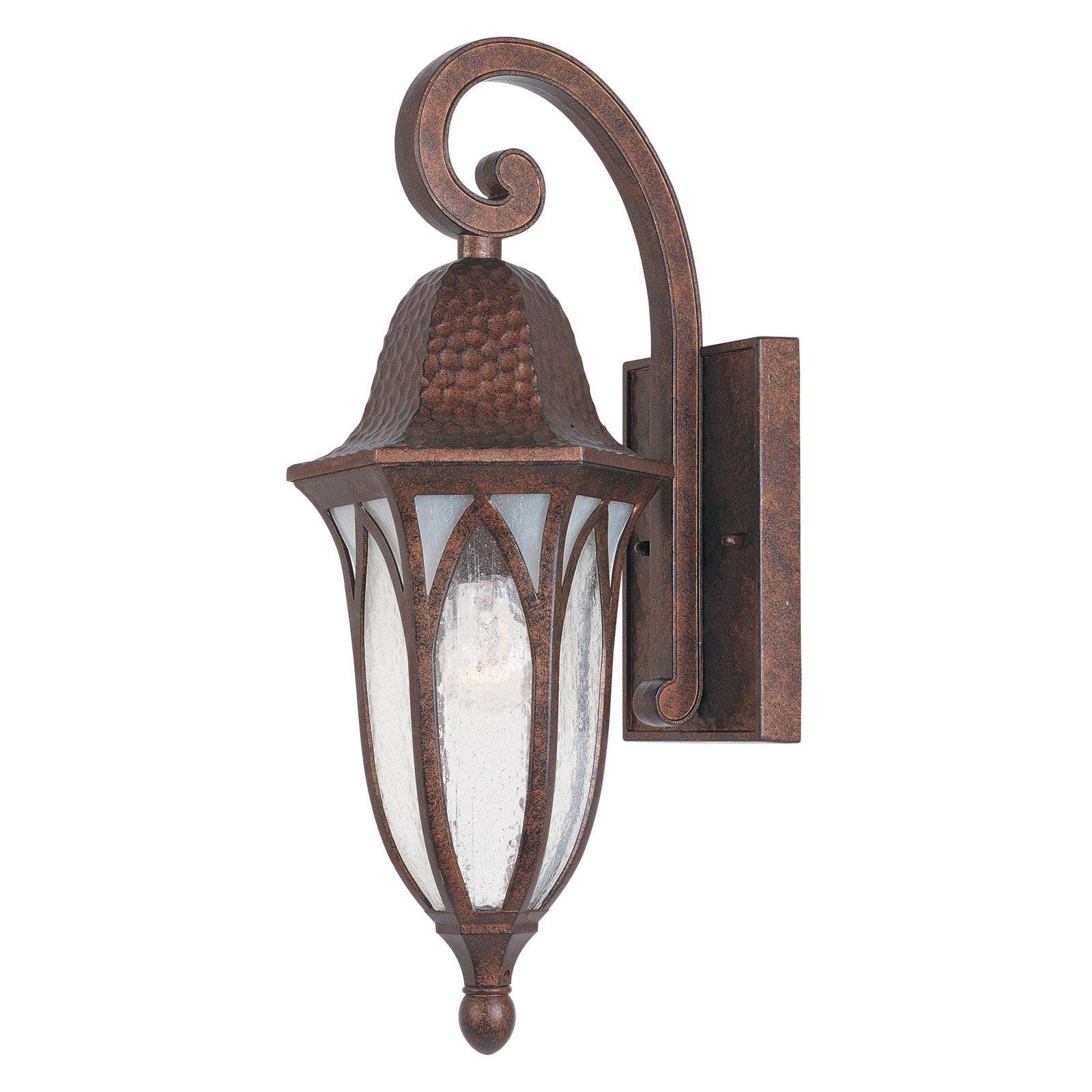 Designers Fountain Outdoor 20611-BAC Berkshire Wall Lantern